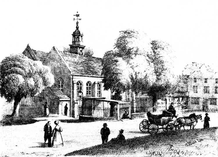 Chapel of Ease - 1841