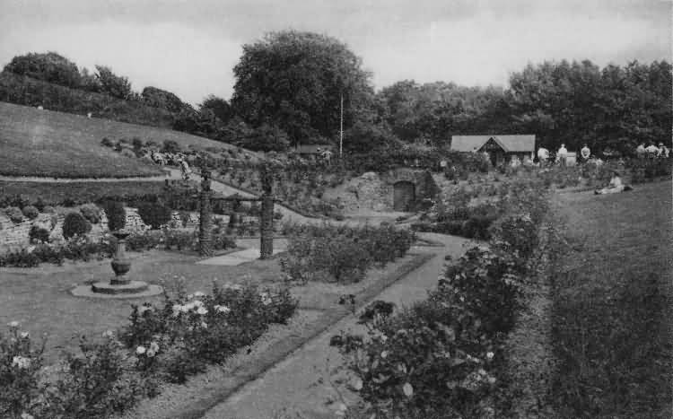 The Calverley Grounds - c 1935