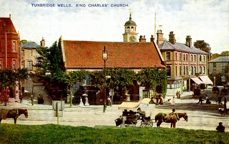 King Charles Church - 1910