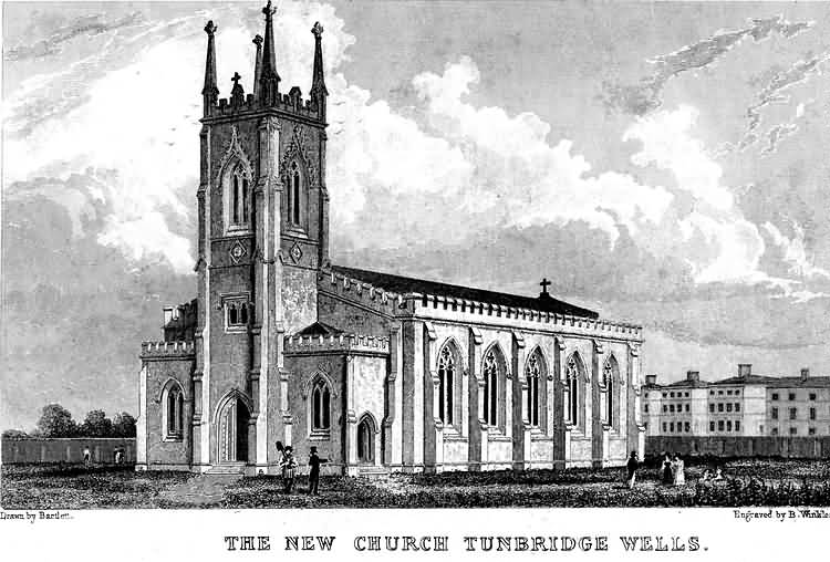 The New Church - 1829