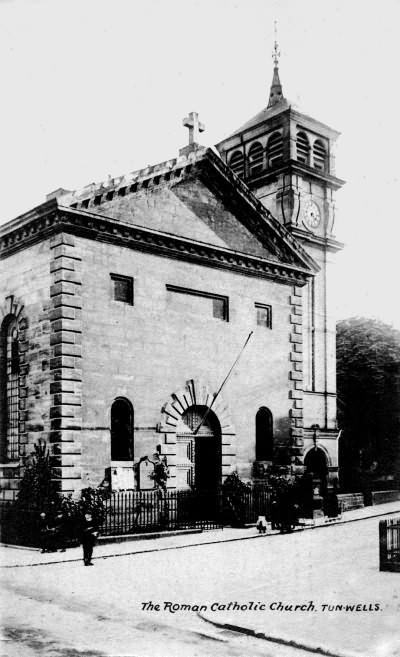 The Roman Catholic Church - 1910