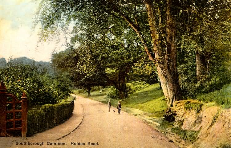 Holden Road, Southborough - 1907