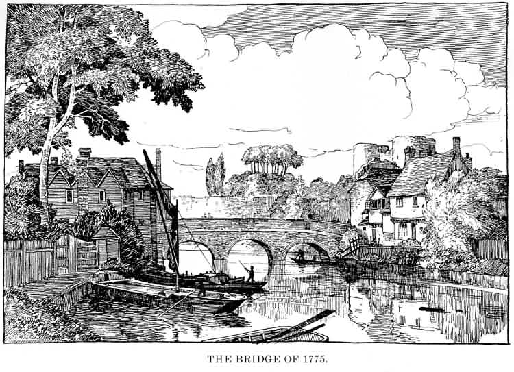 The Bridge - 1775
