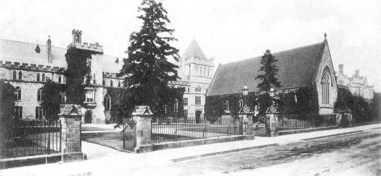 Tonbridge School - 1910