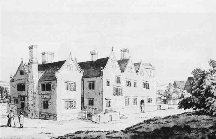 Possingworth - 1785