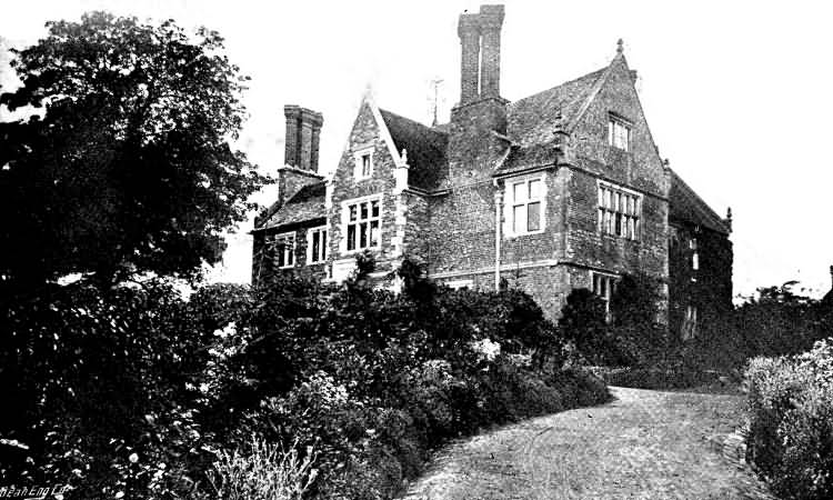 Tanners Manor - 1904