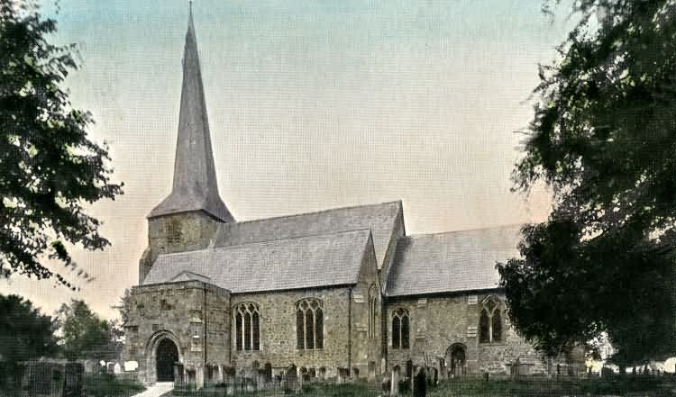 Parish Church - 1905