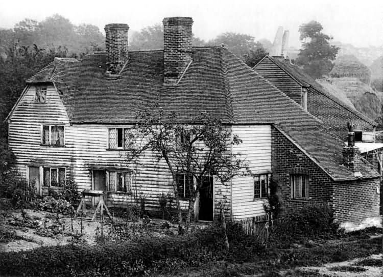 Cockshot Cottages - 1900