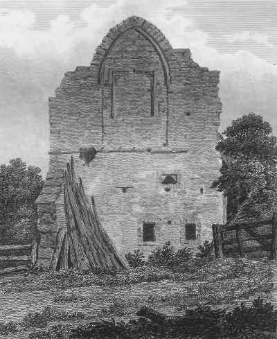 Tonbridge Priory - 1809
