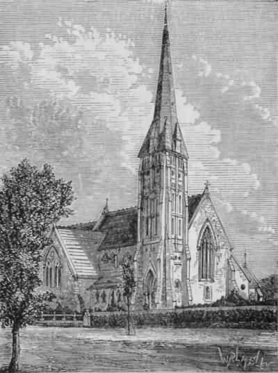 St Marks Church - 1880