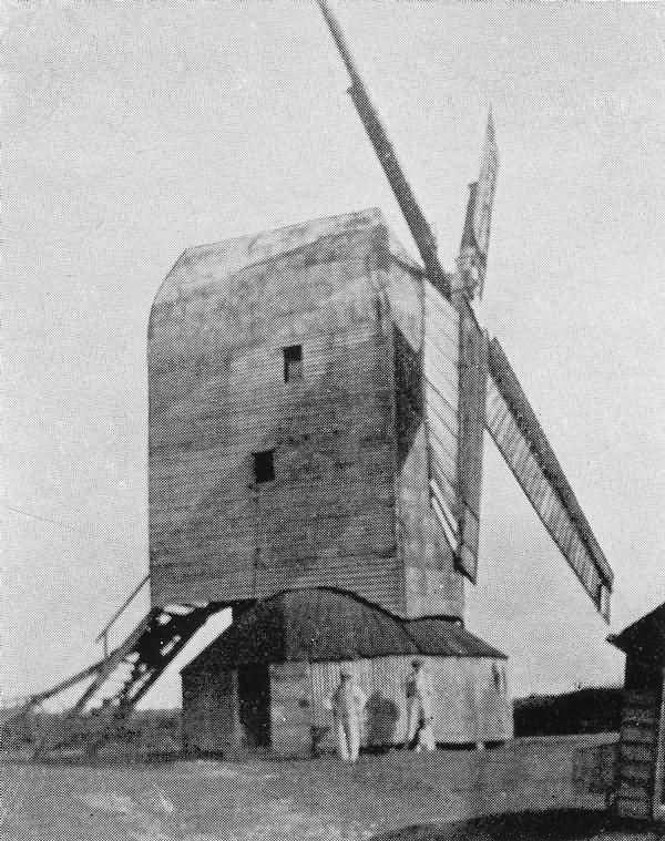 Blackboys Mill - 1936