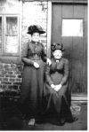 Harriet and Elizabeth Wheeler