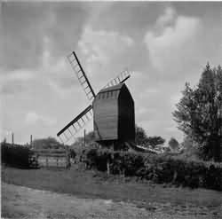 Nutley Windmill in 1936