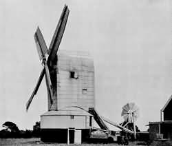 Cross in Hand Windmill in 1936